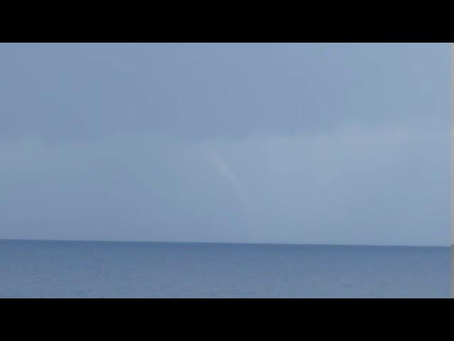 Mànega a alta mar - Badalona - Setembre 2020