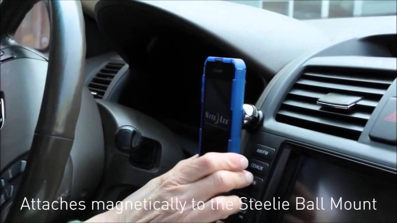 Steelie Car Mount Review