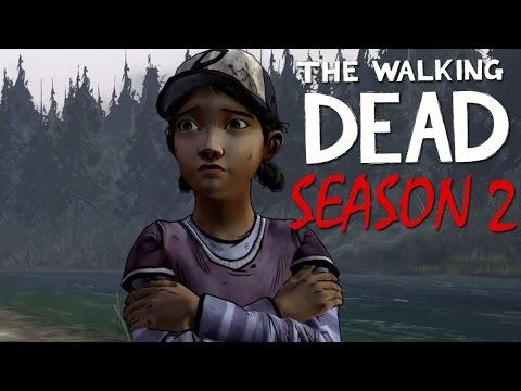 ALONE IN A WORLD OF WALKERS | The Walking Dead Season 2 [EP1]