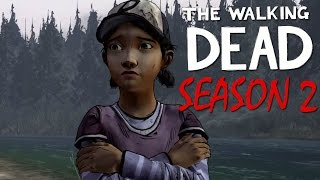 Repeat youtube video ALONE IN A WORLD OF WALKERS | The Walking Dead Season 2 [EP1]