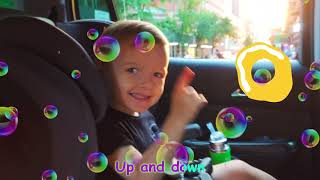 We are in the car Song | Nursery Rhymes & Children's Song
