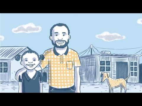 """""""Violence And Crime Prevention Initiative In South Africa""""  Animation"""