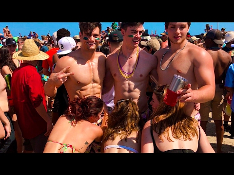 Connor Murphy's Spring Break GONE WILD Part 1