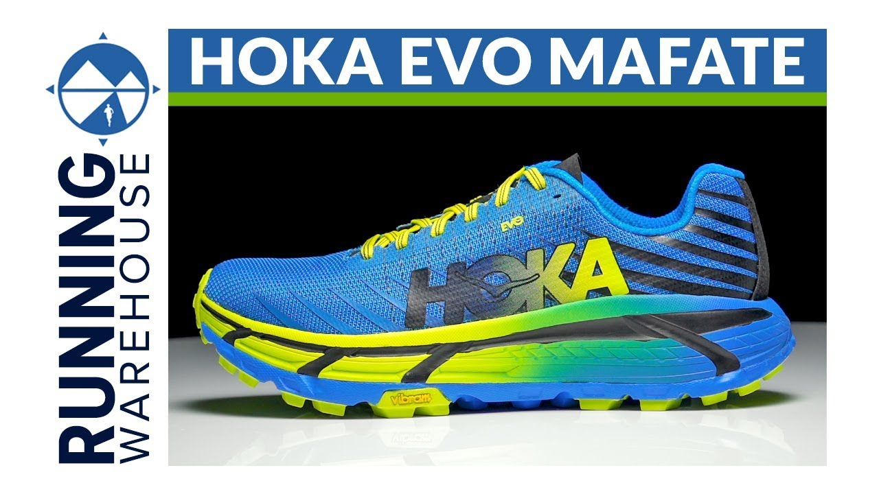 the best attitude b0938 fb076 Hoka ONE ONE Evo Mafate