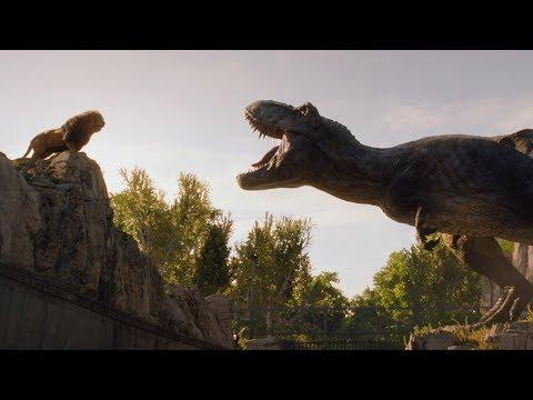 Jurassic World: Fallen Kingdom - In Theaters June 22 (Gone) (HD)