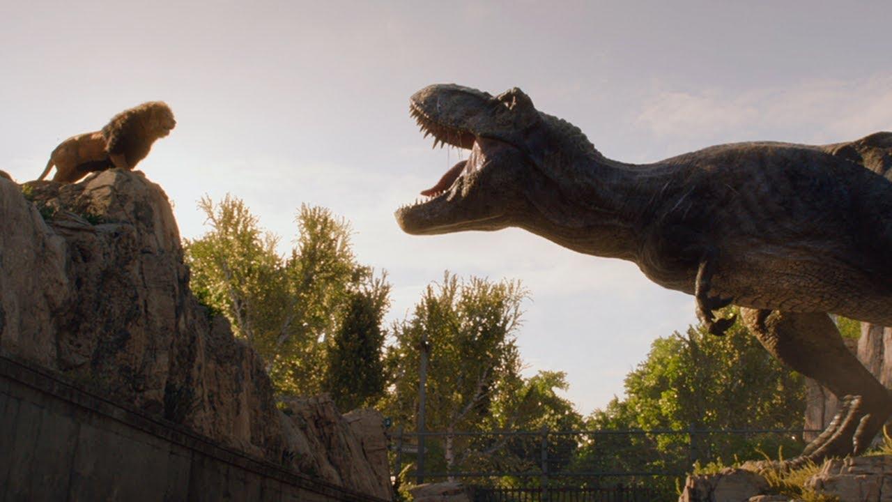 Jurassic World: Fallen Kingdom - In Theaters June 22 ...