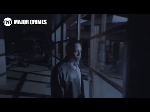 Major Crimes: Virtual Reality Experience The Murder CLIP  TNT