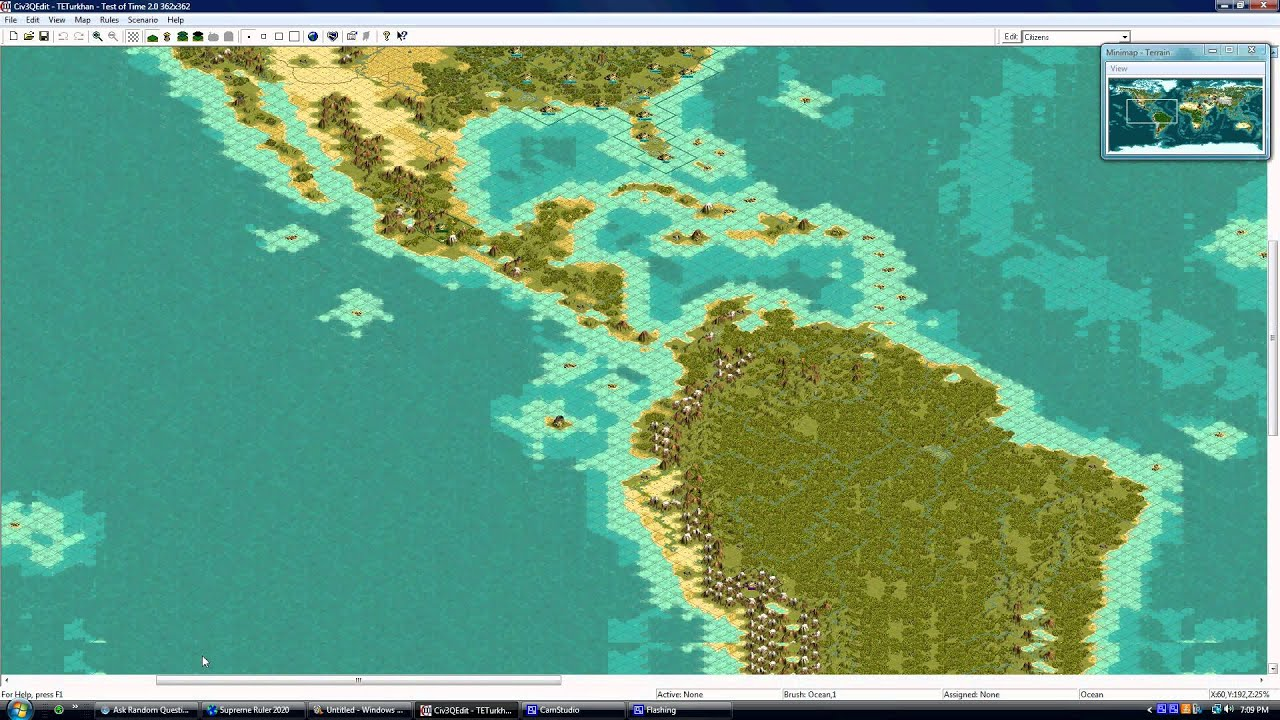 how to add modded maps to civ 5