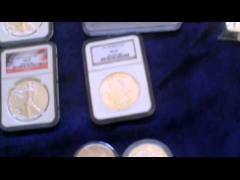 Silver Porn Silver Bullion collection update