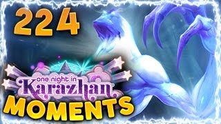 Hearthstone Karazhan Daily Funny and Lucky Moments Ep. 224 | The Anomalus!!