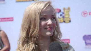 Radio Disney Music Awards Red Carpet Interviews! Check out who said what #RDMAs @DisneyChannelPR