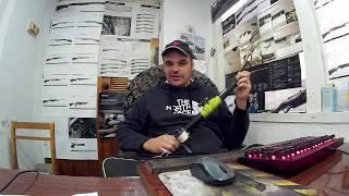 Ружье для подводной охоты Pelengas и кукан для рыбы