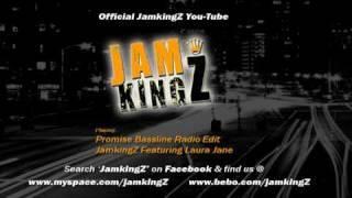 Promise Bassline Radio Edit by JamkingZ featuring Laura Jane