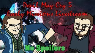 DMC5 Early Missions No Spoilers Stream