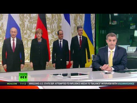 'Normandy Four' gathers in Paris for Ukraine peace talks