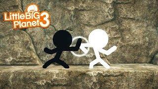 LittleBIGPlanet 3 Stickman Showdown 1 4 SHADOW4040 Playstation 4