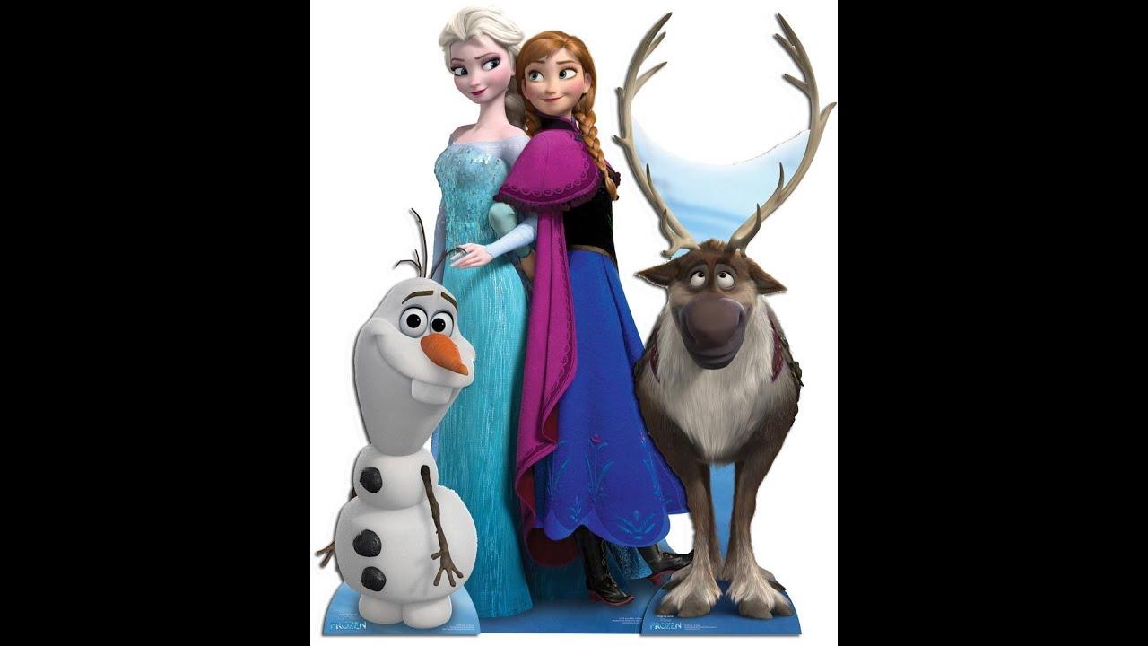 Disney Frozen Dessin Animé Pour Les Enfants Youtube