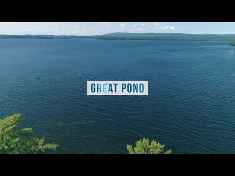 Great Pond - Rome, Belgrade, Maine - Belgrade Lakes - Maine Waterfront Living .org