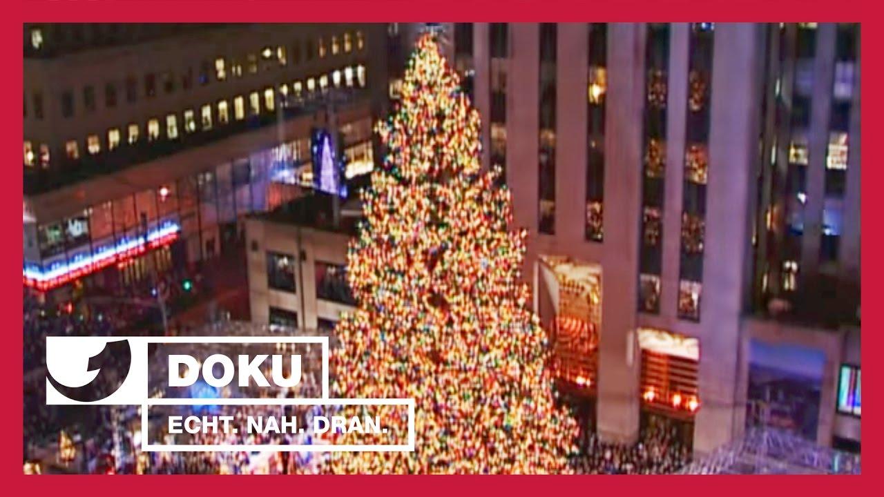weihnachten in new york experience die reportage kabel eins doku youtube. Black Bedroom Furniture Sets. Home Design Ideas