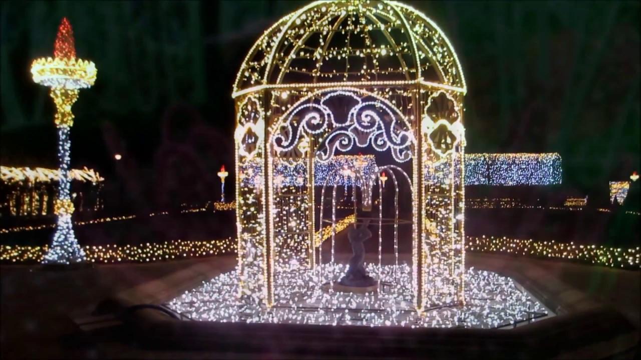 Królewski Ogród światła W Wilanowie 20182019 Ceny Bilety