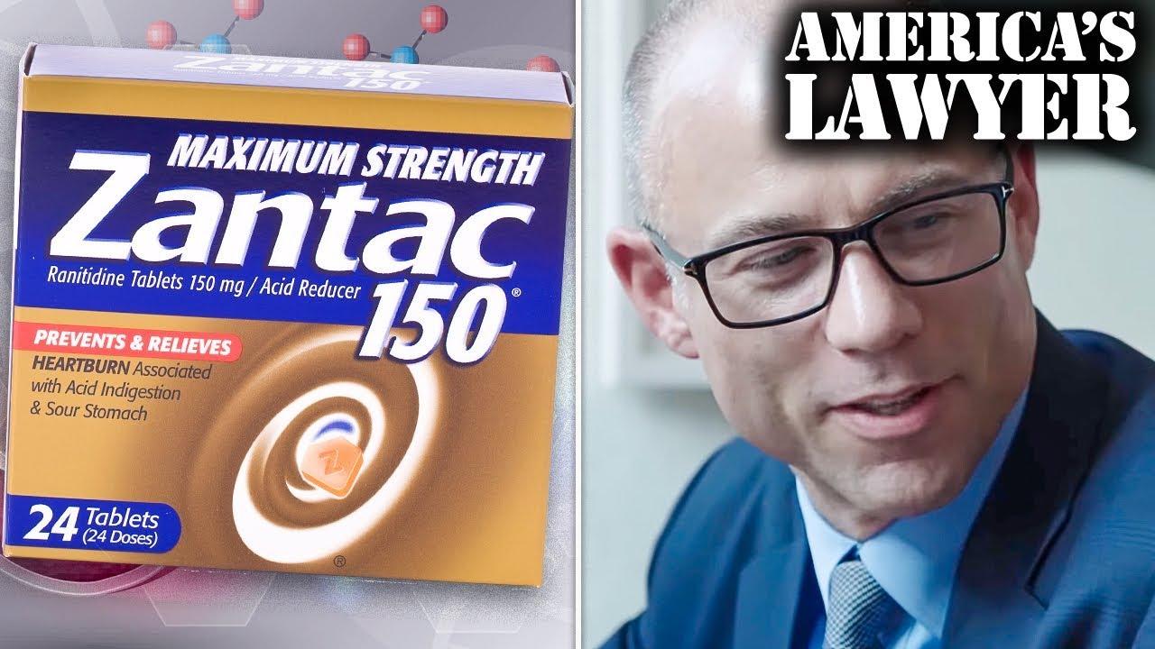 Zantac podría haber sido la causa de mi cáncer de próstata