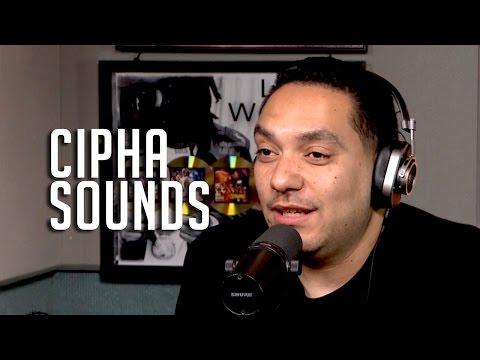 Cipha Sounds Talks Tidal Show + Leaving Hot 97!