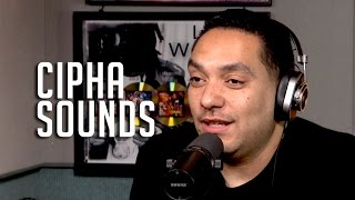 Cipha Sounds Talks Tidal Show + Leaving Hot 97!