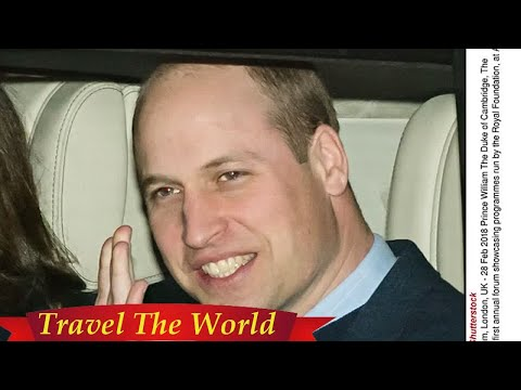 Prince William will visit Israel, Jordan and occupied territories  - Travel Guide vs Booking