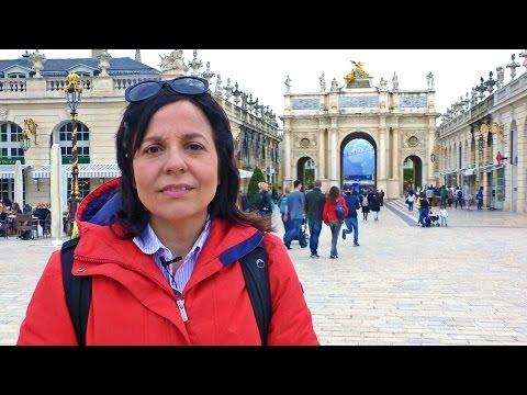 Metz y Nancy / FRANCIA TURISMO 2017 / Guías y rutas, city tour, ville, viajes