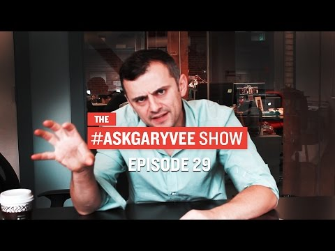 #AskGaryVee Episode 29: Shifting Ad Budgets to Digital Video