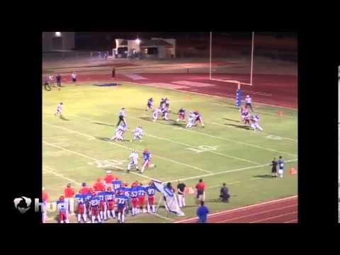 John Clark #9 QB 2012 Football Highlights, Mountain View High School, Mesa, AZ