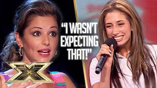 Stacey Solomon STUNS Judges with BEAUTIFUL vocals | The X Factor UK