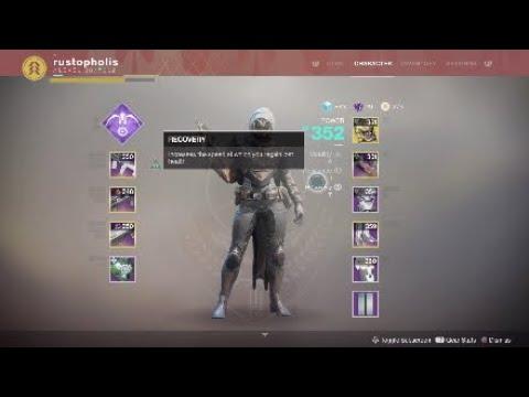 Destiny  Best Pvp Hunter Build