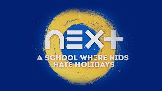 NEXT: A School Where Kids Hate Holidays