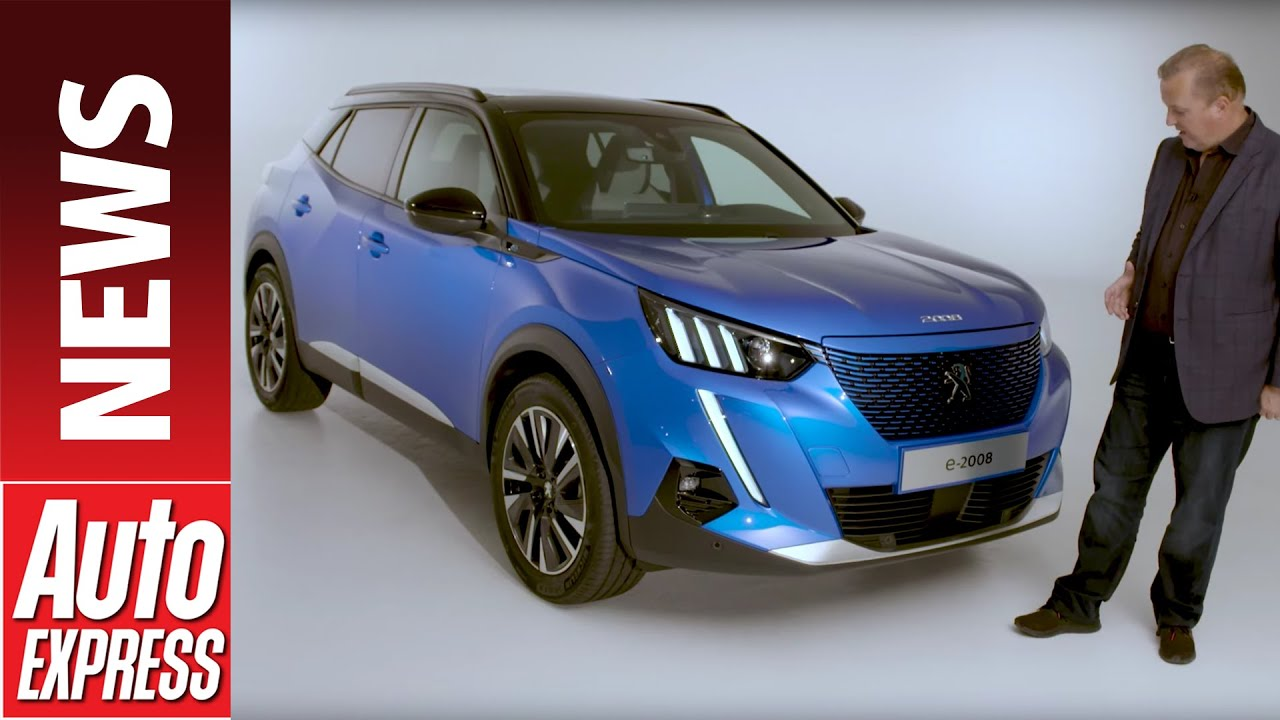 New 2020 Peugeot 2008 Can Peugeot S New Baby Suv Become A Class