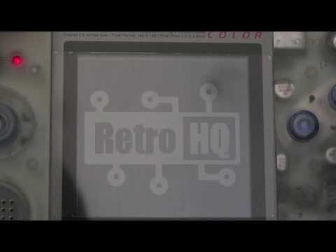 """SNK Neo Geo Pocket - """"Neo Geo Pocket SD"""" Firmware Update from SainT at Retro HQ (Everdrive like)"""