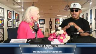 Saden of Most Dope Entertainment talks with Carole Love Forbes