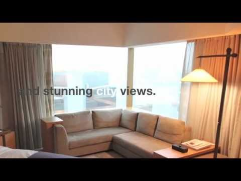 RoomCritic Hotel Video Review | Room 4107 - The Upper House Hong Kong