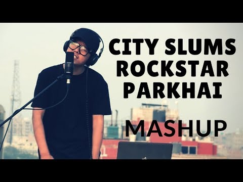 (ENG,HINDI,NEPALI) HIPHOP MASHUP | City Slums/Rockstar/Parkhai | DIVINE. POST MALONE. WILD+ | UNB