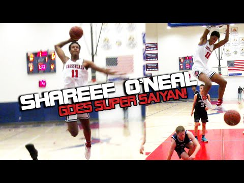 Shareef O'Neal GOES CRAZY In Home Opener! DUNKS On Defenders