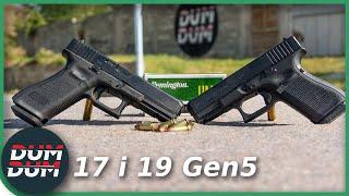 Glock 17 i Glock 19 Gen 5, test pištolja