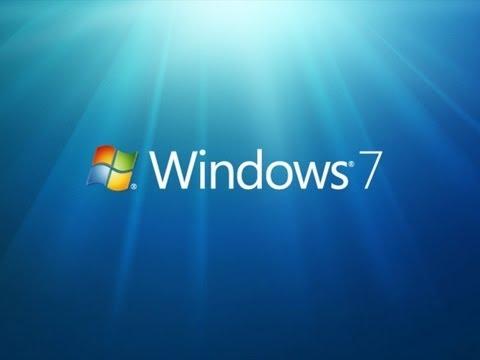 Windows 7 - Sprache ändern Englisch/Deutsch