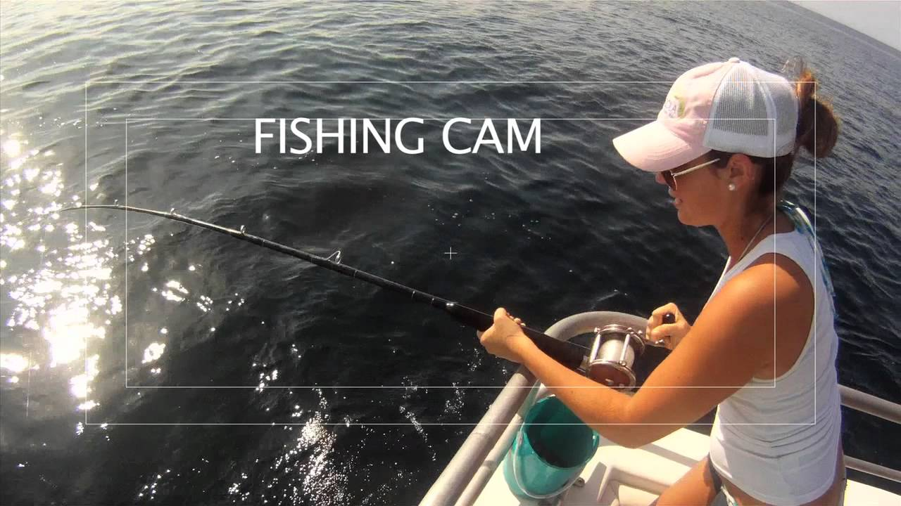 3 minute adventures fishing in the pensacola bay area youtube