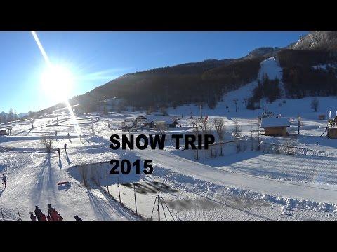 SNOW TRIP 2015 La Salle les Alpes 4m