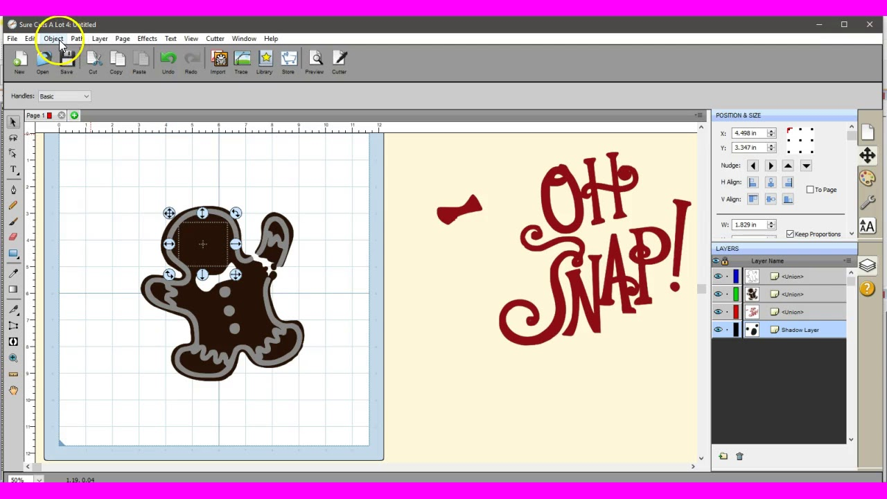 Turning Embroidery files fonts PES into SVG cut files Brother ScanNCut Jen  Blausey