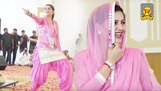 सपना ने बॉलीवुड गाने पर धमाल सपना ने कर दिया बड़ो बड़ो को फ़ैल | Sapna First Bollywood Song | Trimurti