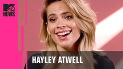 Hayley Atwell on Dangers of Ego & Social Media | MTV News