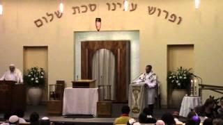 Yom Kippur Kol Nidre Service 5775/2014