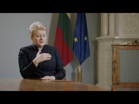 1 May 2004 - 2014 : 10 Years of EU Enlargement - Dalia Grybauskaite