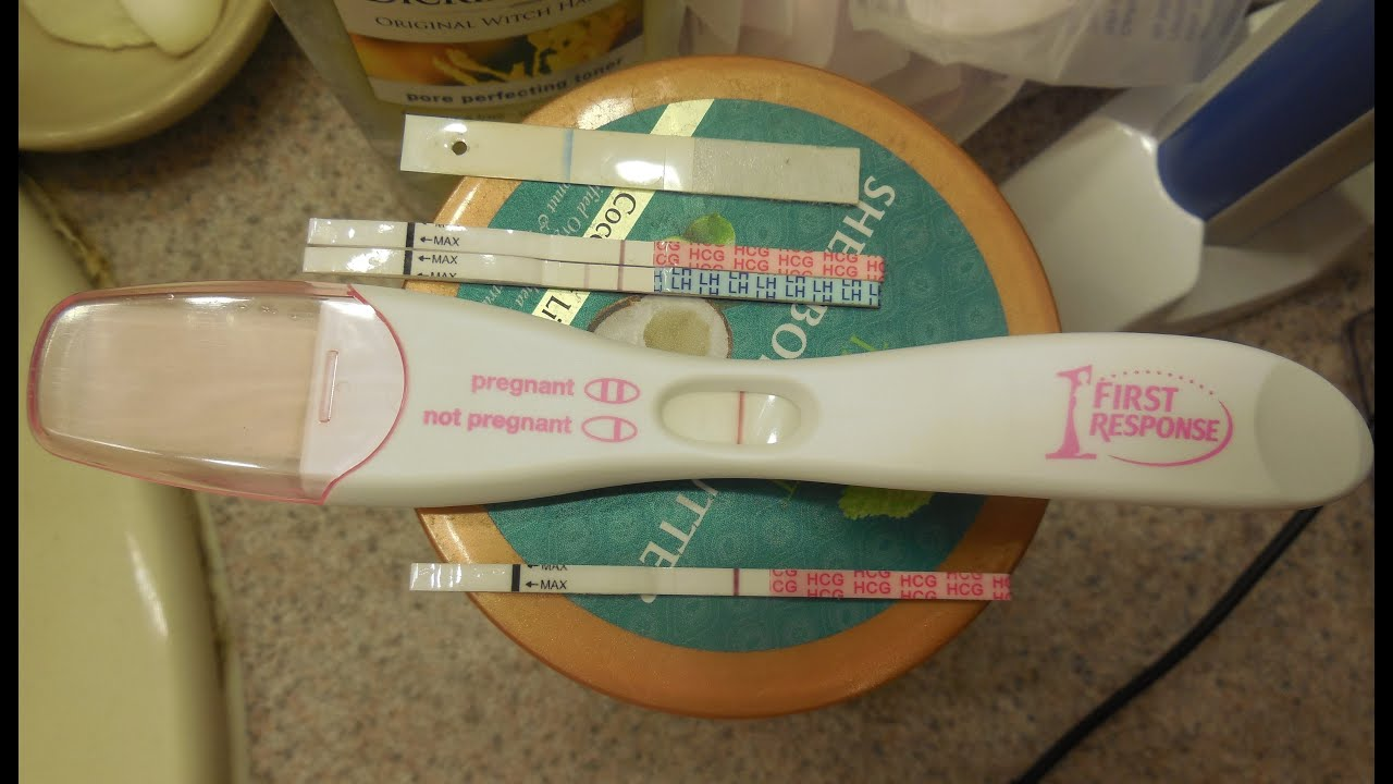 8 Dpo Live Pregnancy Test